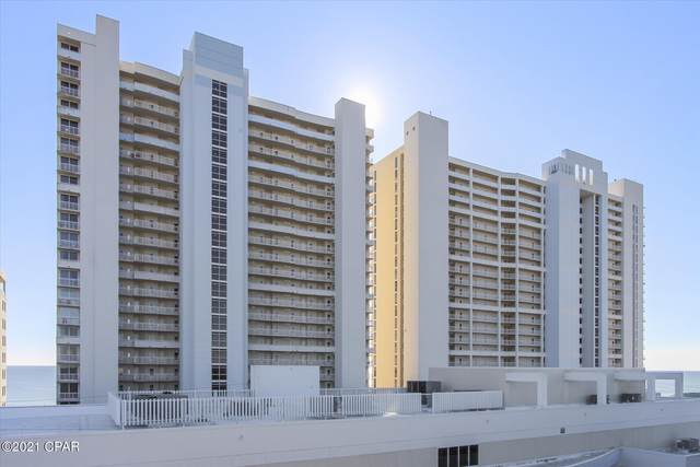 10901 Front Beach Road #314, Panama City Beach, FL 32407 (MLS #706963) :: Counts Real Estate Group, Inc.