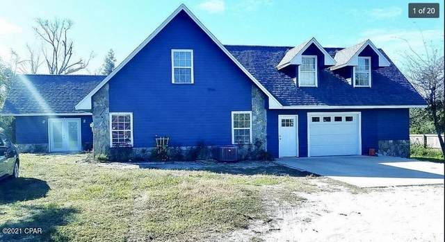 5408 Indian Bluff Drive, Youngstown, FL 32466 (MLS #706967) :: Scenic Sotheby's International Realty