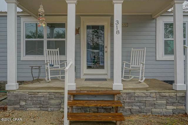 318 Magnolia Drive, Panama City Beach, FL 32413 (MLS #706970) :: Beachside Luxury Realty