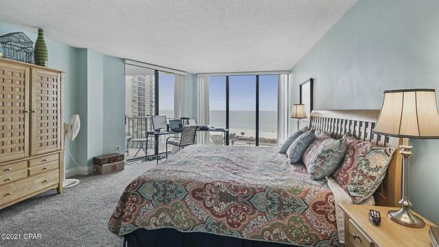 11483 Front Beach Road #509, Panama City Beach, FL 32407 (MLS #706975) :: Counts Real Estate Group, Inc.