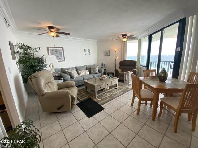 9850 S Thomas Drive 1103E, Panama City Beach, FL 32408 (MLS #707024) :: Counts Real Estate Group, Inc.