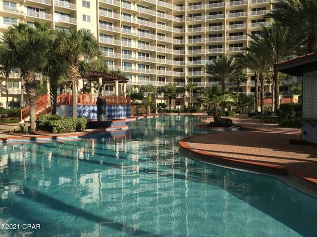 9900 Thomas Drive #1302, Panama City Beach, FL 32408 (MLS #707047) :: Beachside Luxury Realty