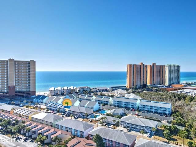 17642 Front Beach Road I1, Panama City Beach, FL 32413 (MLS #707064) :: Beachside Luxury Realty