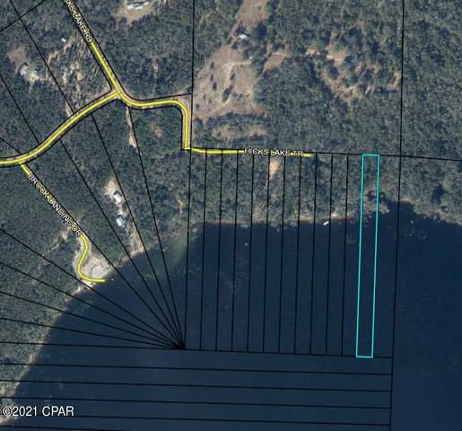 00 Hicks Lake Trail, Vernon, FL 32462 (MLS #707096) :: Berkshire Hathaway HomeServices Beach Properties of Florida