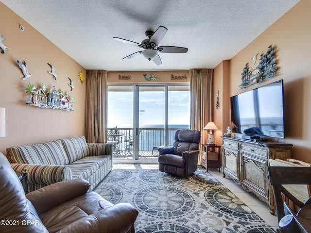 14825 Front Beach Road #1105, Panama City Beach, FL 32413 (MLS #707122) :: Team Jadofsky of Keller Williams Realty Emerald Coast