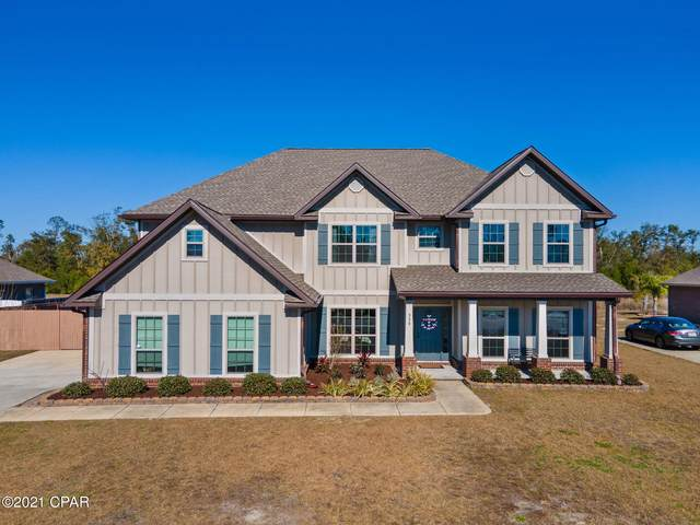536 Fanning Bayou Drive, Panama City, FL 32409 (MLS #707156) :: Counts Real Estate Group