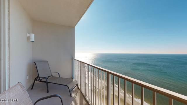 16819 Front Beach Road #2503, Panama City Beach, FL 32413 (MLS #707178) :: Team Jadofsky of Keller Williams Realty Emerald Coast