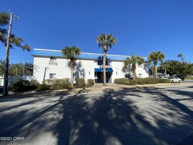 105 Allen Avenue #54, Panama City, FL 32401 (MLS #707201) :: Berkshire Hathaway HomeServices Beach Properties of Florida