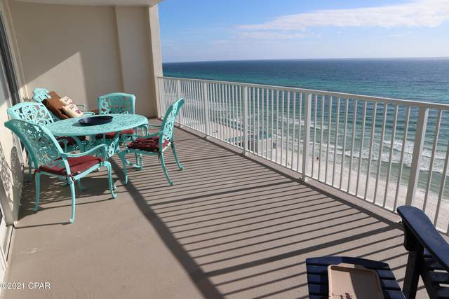 14415 Front Beach Road #1203, Panama City Beach, FL 32413 (MLS #707228) :: The Ryan Group