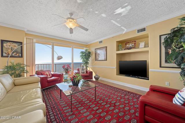 7115 Thomas Drive #1203, Panama City Beach, FL 32408 (MLS #707364) :: Berkshire Hathaway HomeServices Beach Properties of Florida