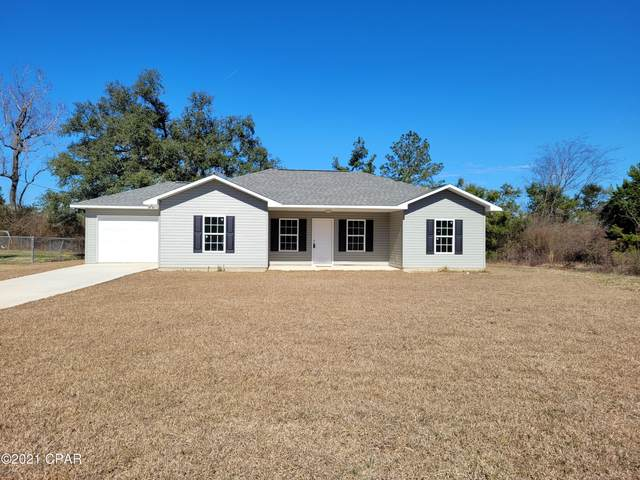 4166 Green Meadows Trail, Marianna, FL 32446 (MLS #707399) :: Team Jadofsky of Keller Williams Realty Emerald Coast