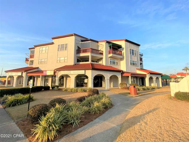 8730 Thomas Drive 1110-A, C, D, E, Panama City Beach, FL 32408 (MLS #707454) :: The Ryan Group
