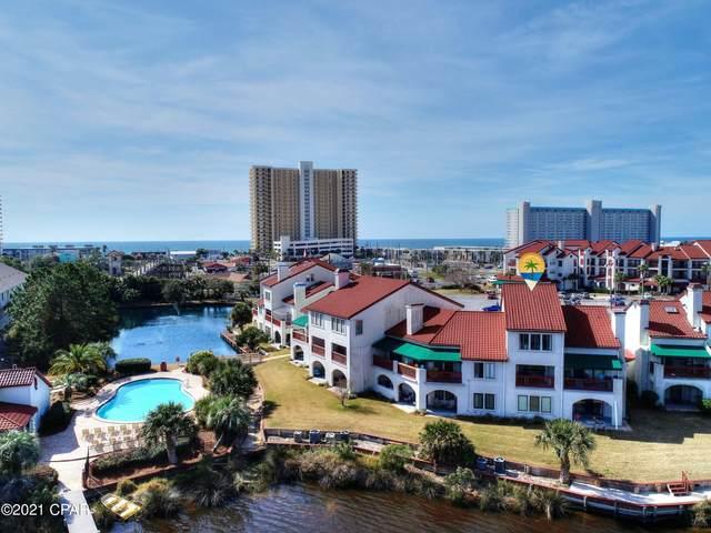 8730 Thomas Drive #409, Panama City Beach, FL 32408 (MLS #707487) :: Team Jadofsky of Keller Williams Realty Emerald Coast