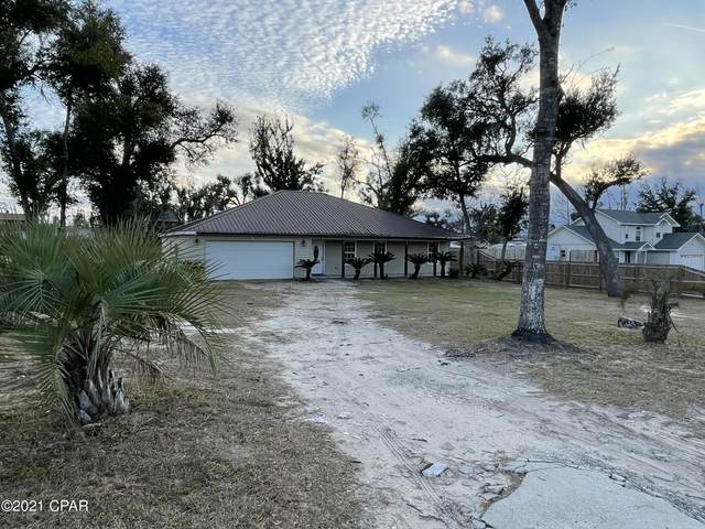 4816 Palm Avenue, Youngstown, FL 32466 (MLS #707503) :: Berkshire Hathaway HomeServices Beach Properties of Florida