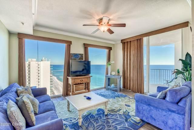 16819 Front Beach Road #2218, Panama City Beach, FL 32413 (MLS #707540) :: Berkshire Hathaway HomeServices Beach Properties of Florida