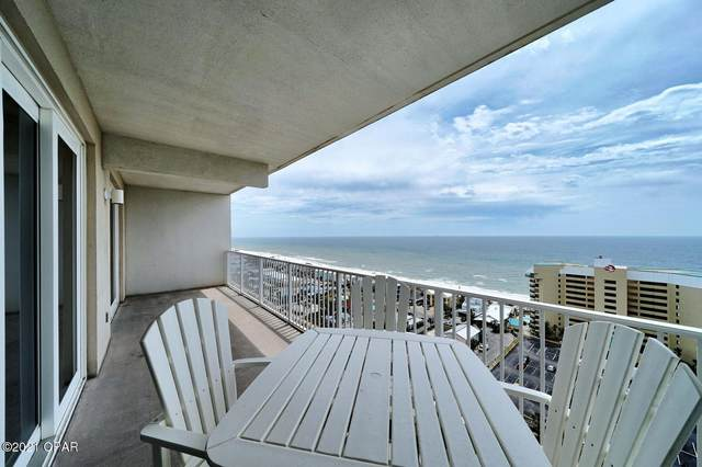 9860 S Thomas Drive #1609, Panama City Beach, FL 32408 (MLS #707542) :: Team Jadofsky of Keller Williams Realty Emerald Coast