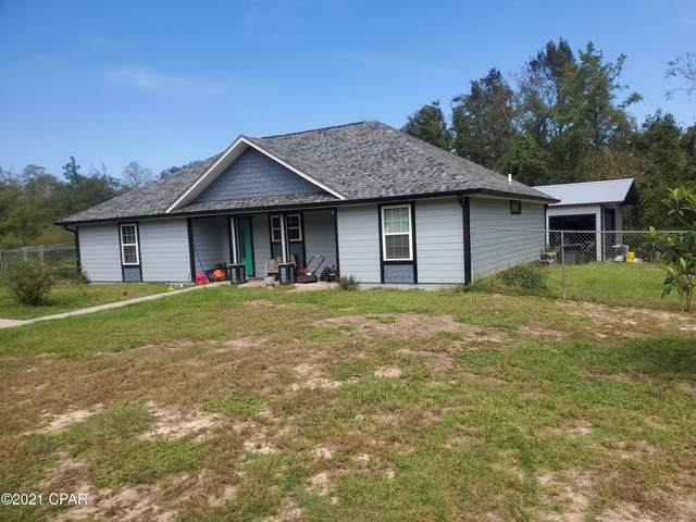 2060 Apollo Drive, Chipley, FL 32428 (MLS #707641) :: Team Jadofsky of Keller Williams Realty Emerald Coast