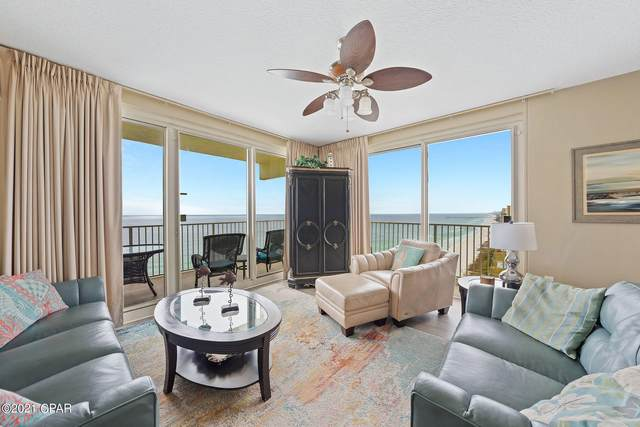 9900 S Thomas Drive #2001, Panama City Beach, FL 32408 (MLS #707674) :: Counts Real Estate on 30A