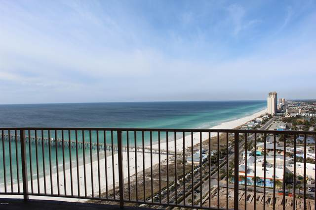 15928 Front Beach Road #2307, Panama City Beach, FL 32413 (MLS #707693) :: Keller Williams Realty Emerald Coast