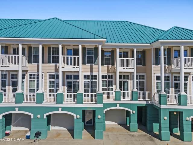 512 Dement Circle 512E, Panama City Beach, FL 32407 (MLS #707752) :: Team Jadofsky of Keller Williams Realty Emerald Coast