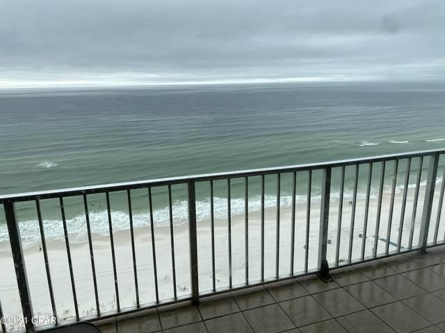 8743 S Thomas Drive #1513, Panama City Beach, FL 32408 (MLS #707753) :: Berkshire Hathaway HomeServices Beach Properties of Florida