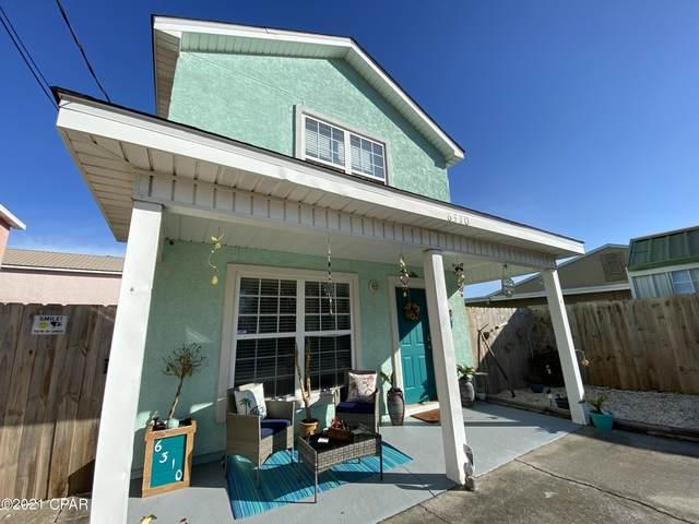 6310 Perman Place, Panama City Beach, FL 32408 (MLS #707776) :: Team Jadofsky of Keller Williams Realty Emerald Coast