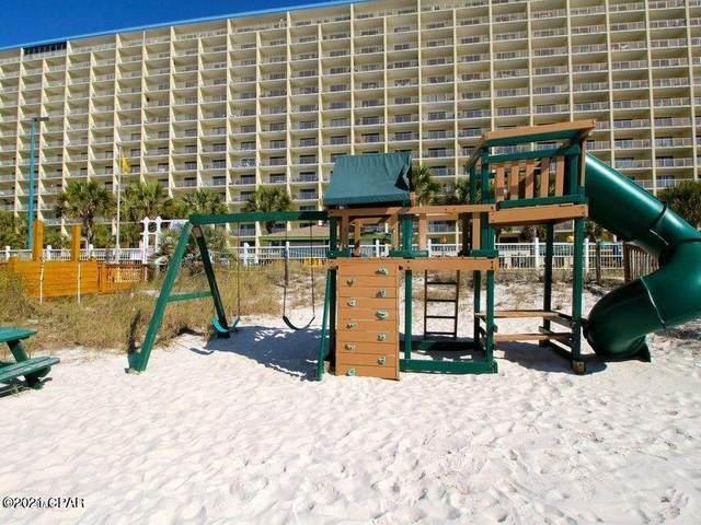 8743 Thomas Drive #1215, Panama City Beach, FL 32408 (MLS #707819) :: Berkshire Hathaway HomeServices Beach Properties of Florida