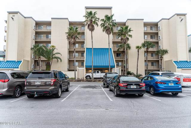 6211 Thomas Drive #504, Panama City Beach, FL 32408 (MLS #707851) :: The Ryan Group