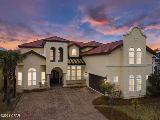 2020 Country Club Drive, Lynn Haven, FL 32444 (MLS #707878) :: Scenic Sotheby's International Realty