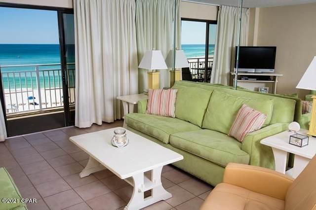 7205 Thomas Drive D406, Panama City Beach, FL 32408 (MLS #707891) :: Counts Real Estate Group