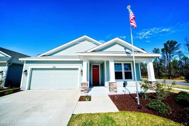 501 Ward Creek Lane, Panama City Beach, FL 32407 (MLS #707918) :: Berkshire Hathaway HomeServices Beach Properties of Florida