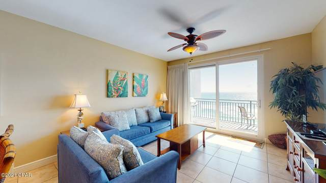 16701 Front Beach Road #902, Panama City Beach, FL 32413 (MLS #707926) :: Team Jadofsky of Keller Williams Realty Emerald Coast