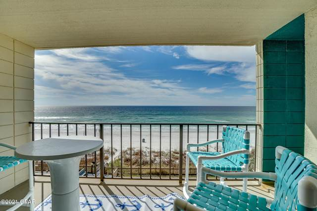 6211 Thomas Drive #402, Panama City Beach, FL 32408 (MLS #707937) :: The Ryan Group