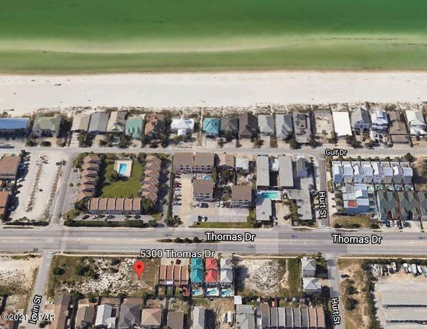 5300 Thomas Drive, Panama City Beach, FL 32408 (MLS #707943) :: Team Jadofsky of Keller Williams Realty Emerald Coast