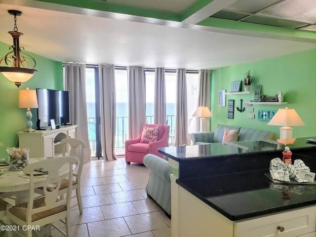 11483 Front Beach Rd #1108, Panama City Beach, FL 32407 (MLS #708023) :: Team Jadofsky of Keller Williams Realty Emerald Coast