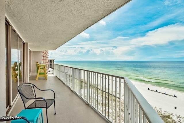 7205 Thomas Drive E-1001, Panama City Beach, FL 32408 (MLS #708054) :: Counts Real Estate on 30A