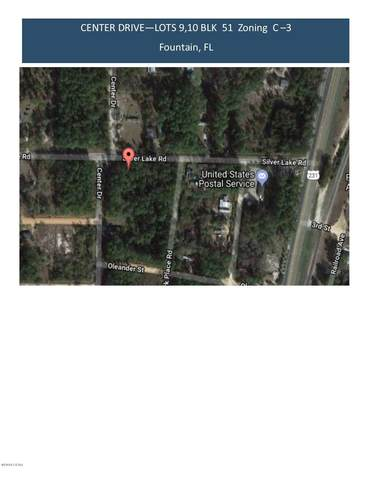 00 Center Drive Lots 9,10 Blk 5, Fountain, FL 32438 (MLS #708068) :: Counts Real Estate Group