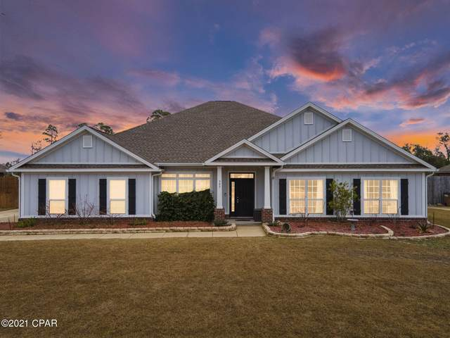548 Fanning Bayou Drive, Panama City, FL 32409 (MLS #708070) :: Team Jadofsky of Keller Williams Realty Emerald Coast