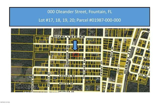 0 Oleander Street Lots 17,18,19,2, Fountain, FL 32438 (MLS #708074) :: Counts Real Estate Group