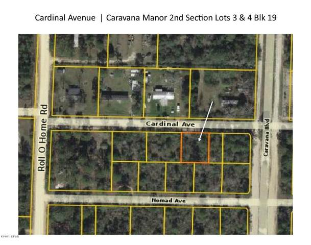 00 Cardinal Avenue Lots 3 & 4 Blk , Fountain, FL 32438 (MLS #708077) :: Team Jadofsky of Keller Williams Realty Emerald Coast