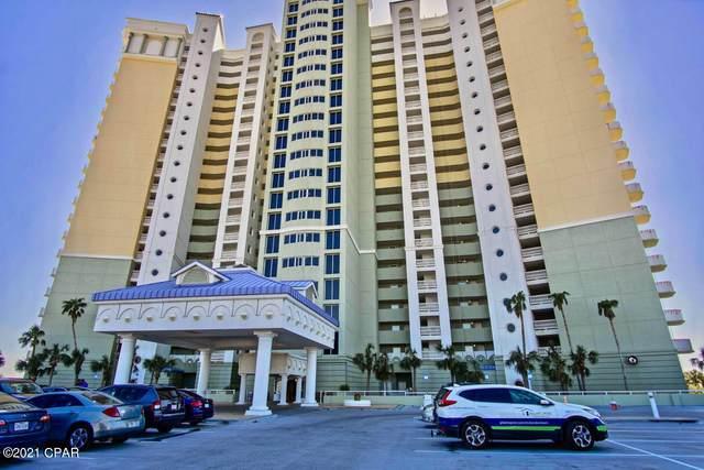 9450 S Thomas Drive 904BB, Panama City Beach, FL 32408 (MLS #708081) :: The Ryan Group