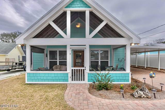 21413 Palm Avenue, Panama City Beach, FL 32413 (MLS #708086) :: Team Jadofsky of Keller Williams Realty Emerald Coast
