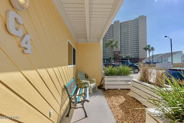 17642 Front Beach Road C4, Panama City Beach, FL 32413 (MLS #708104) :: Counts Real Estate Group, Inc.