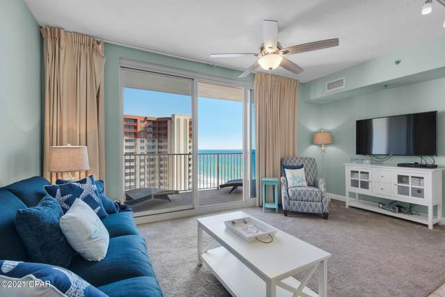 9900 S Thomas Drive #1909, Panama City Beach, FL 32408 (MLS #708129) :: Berkshire Hathaway HomeServices Beach Properties of Florida