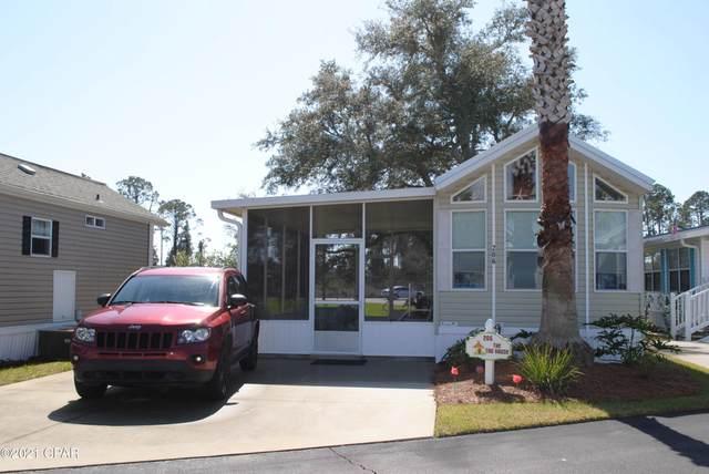 1219 Thomas Drive #206, Panama City Beach, FL 32408 (MLS #708167) :: Team Jadofsky of Keller Williams Realty Emerald Coast