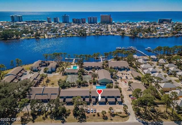 6903 N Lagoon Drive #8, Panama City Beach, FL 32408 (MLS #708168) :: Team Jadofsky of Keller Williams Realty Emerald Coast