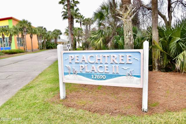 17690 Front Beach Road C307, Panama City Beach, FL 32413 (MLS #708193) :: Berkshire Hathaway HomeServices Beach Properties of Florida