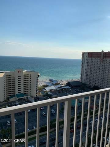 9860 S Thomas #1813, Panama City Beach, FL 32408 (MLS #708283) :: Berkshire Hathaway HomeServices Beach Properties of Florida
