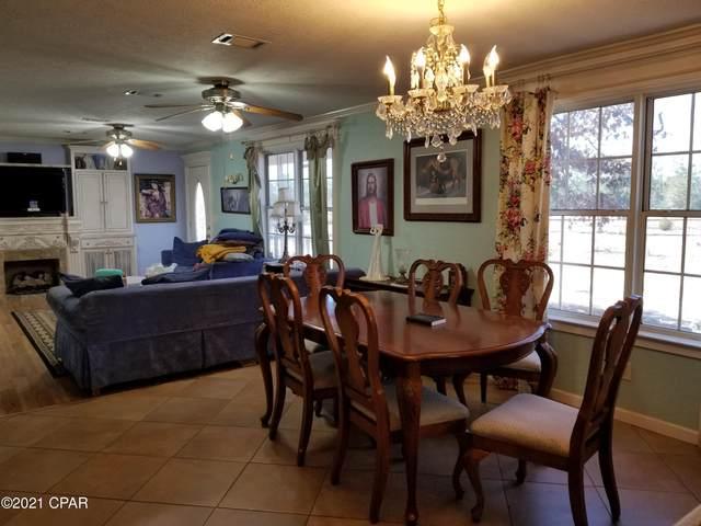 17122 Norma Lane, Fountain, FL 32438 (MLS #708298) :: Team Jadofsky of Keller Williams Realty Emerald Coast