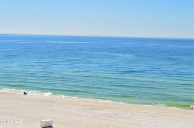 9850 S Thomas Drive 701W, Panama City Beach, FL 32408 (MLS #708307) :: Berkshire Hathaway HomeServices Beach Properties of Florida